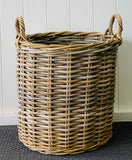 Aubusson Rattan Basket - Small