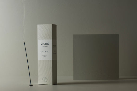 Maho Sensory Sticks White Musk