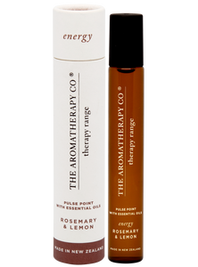 Aromatherapy Energy - Rosemary & Lemon Pulse Point