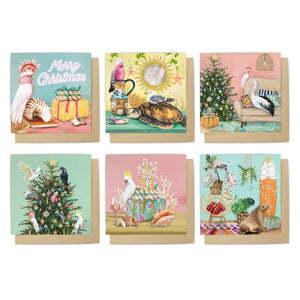 LaLa Land Card Set Coastal Abode