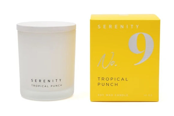 Serenity Signature - Tropical Punch Candle