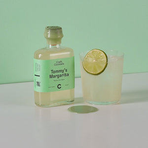 Tommy's Margarita (Serves 2)