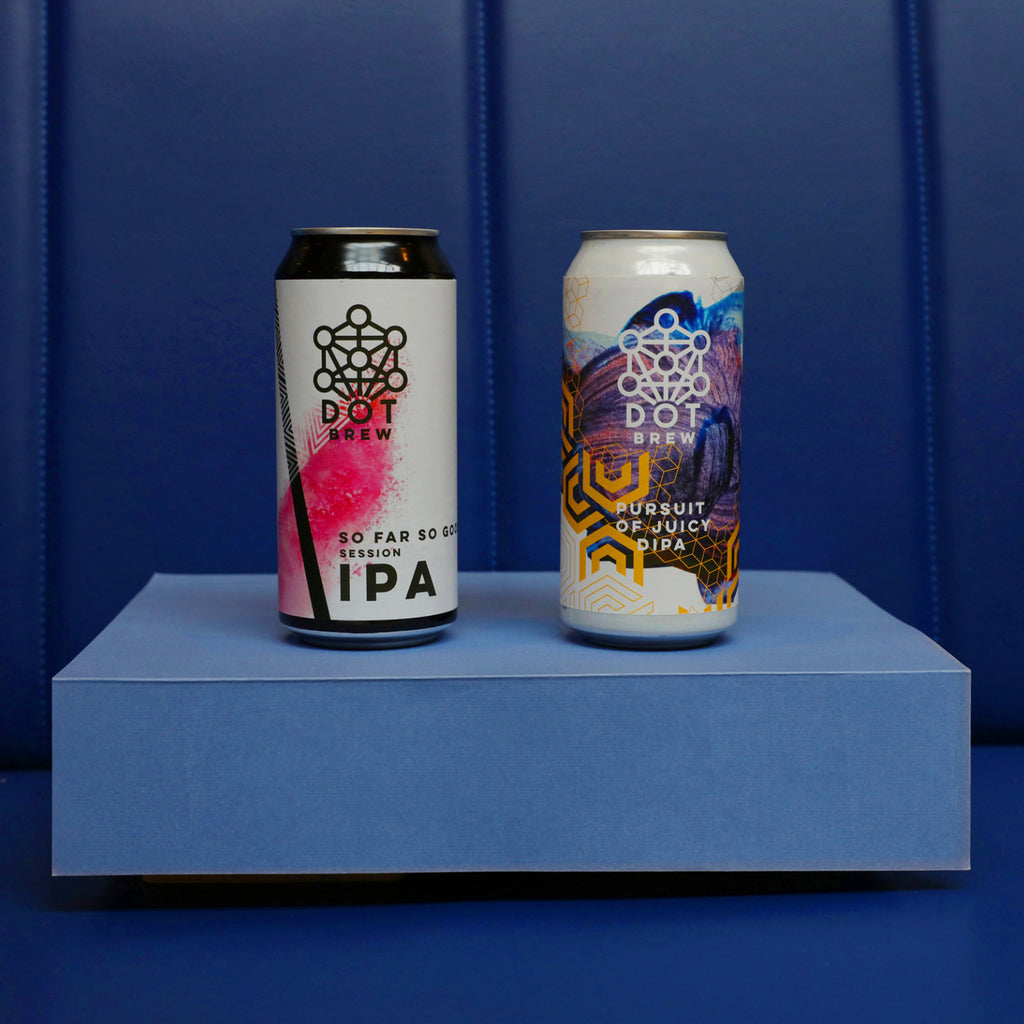Dot Brewing Mix (8 cans)