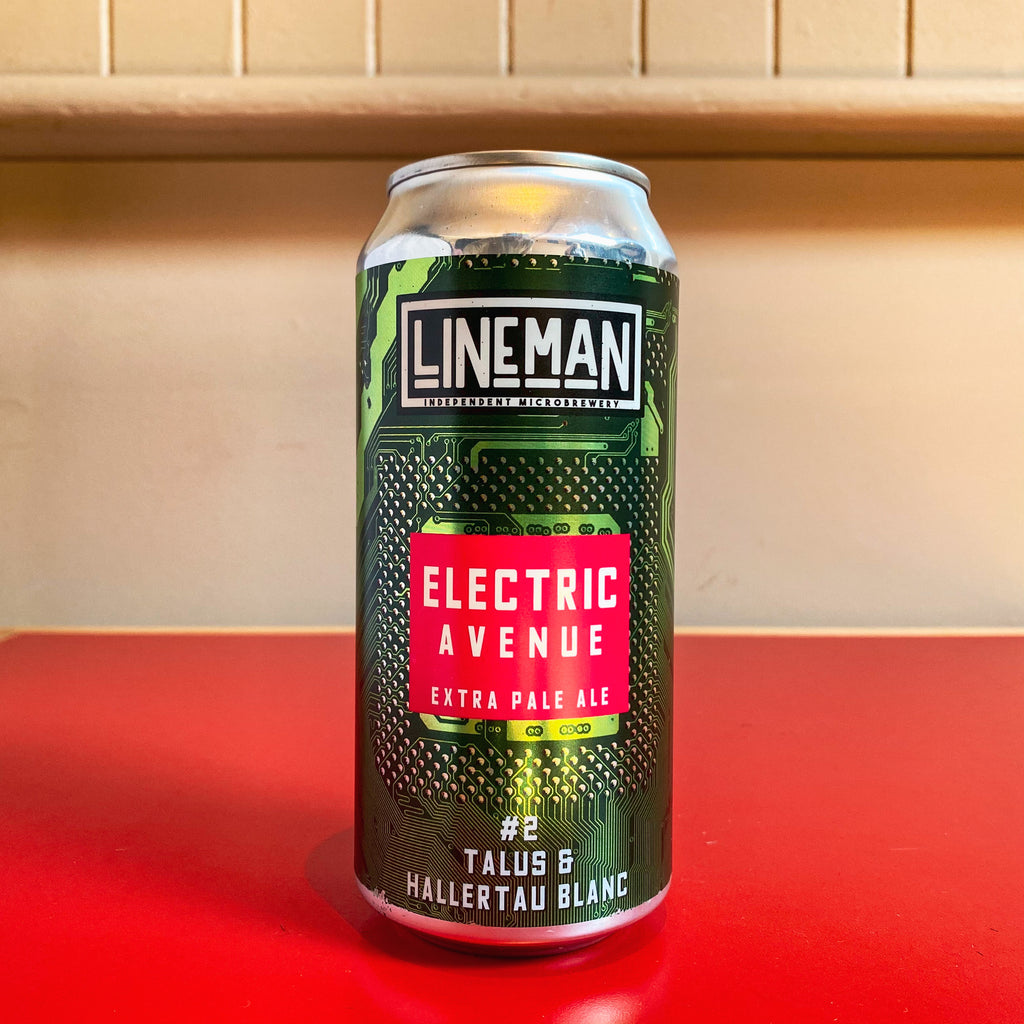Lineman Electric Avenue IPA #2