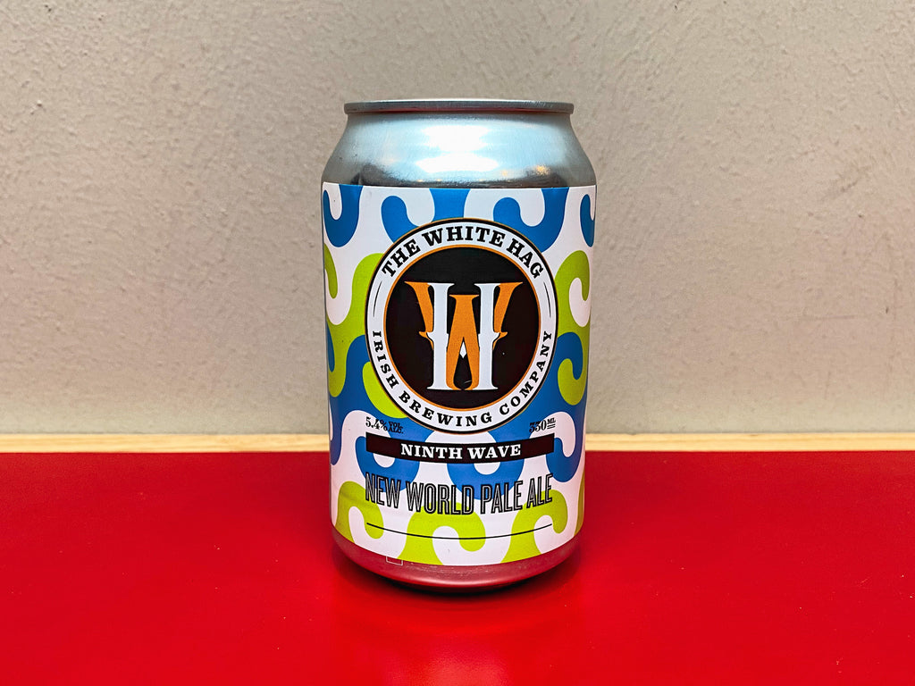 White Hag Ninth Wave New world IPA