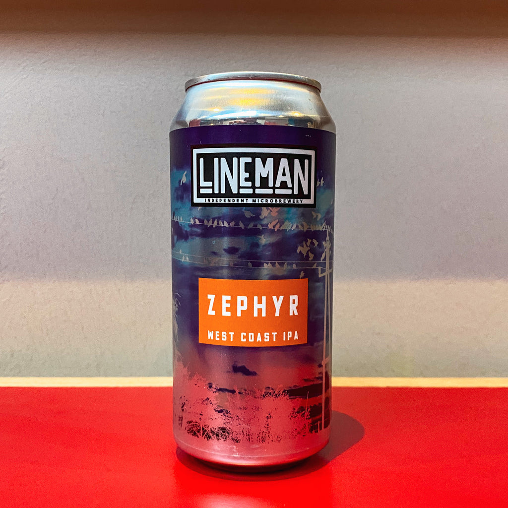 Lineman Zephyr West Coast IPA