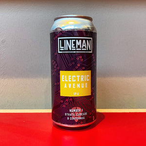 Lineman Electric Avenue IPA