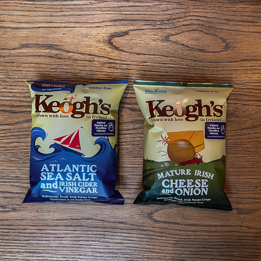 Keogh's Potato Crisps