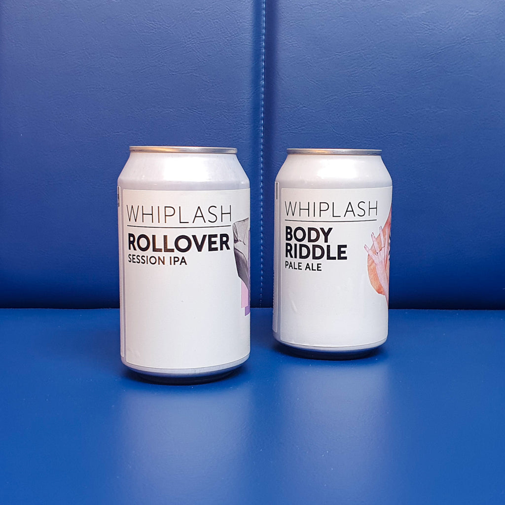 Whiplash 'Body Riddle' Pale Ale
