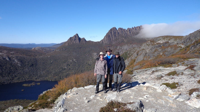 The Overland Track Walk Notes
