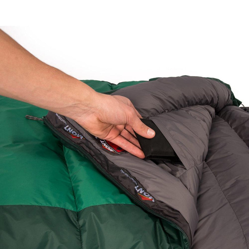 Mont Zodiac 550 Down Sleeping Bag - XLarge
