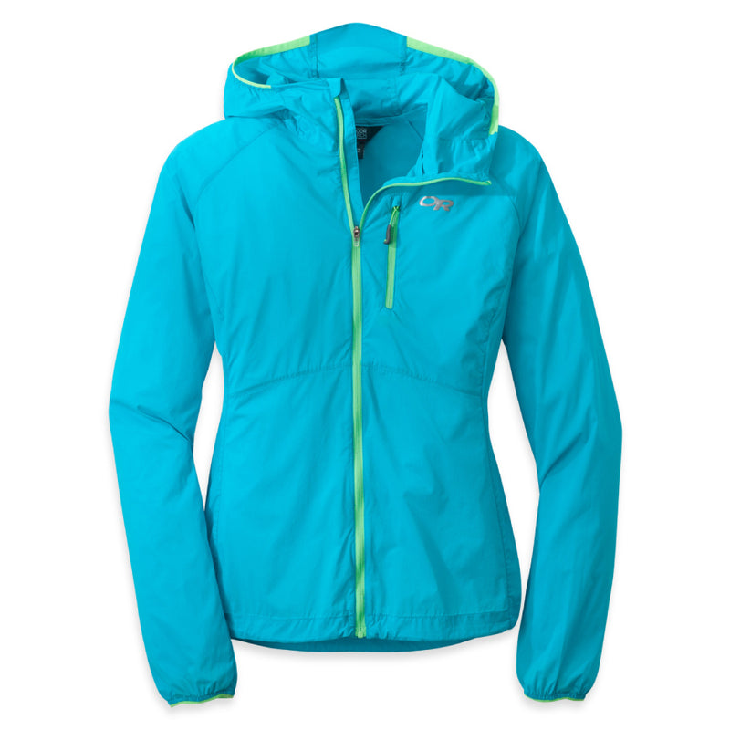 Outdoor Research Tantrum Womens Hooded Jacket - Typhoon
