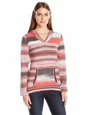 prAna Daniele Womens Sweater Top - Summer Peach