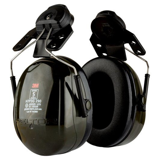 Peltor 3M Earmuff KASK Attachable Class 5 Industrial Helmet  Accessory