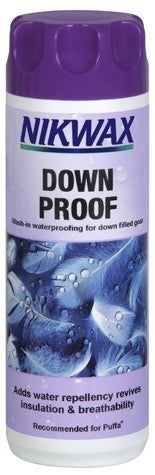 Nikwax Down Proof Waterproofing Wash