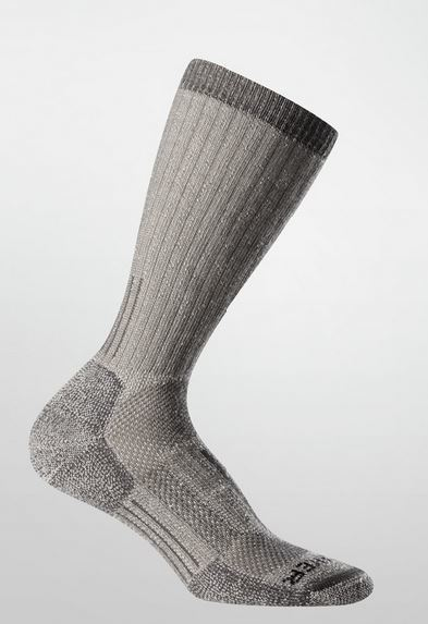 Icebreaker Mountaineer Exp Mid Calf Mens Socks - Natural