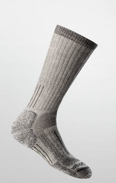 Icebreaker Mountaineer Exp Mid Calf Womens Socks - Natural