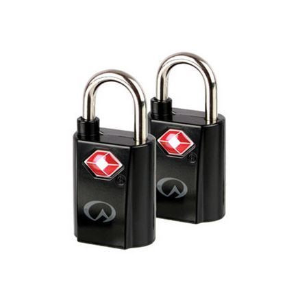 LifeVenture TSA Mini Padlocks x2