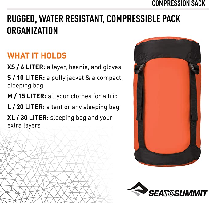 Sea to Summit Compression Sack - X-Small