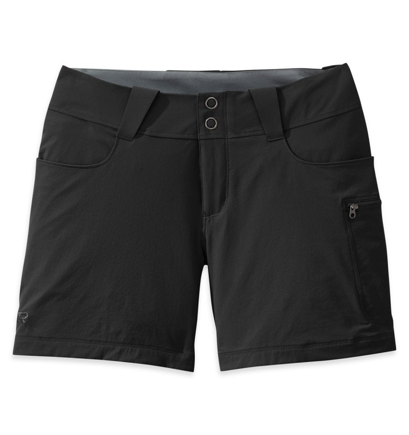 Outdoor Research Ferrosi Womens Summit Shorts - Black