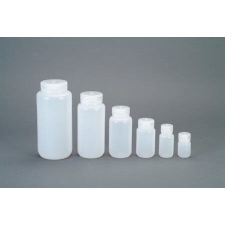 Nalgene Wide Mouth HDPE Container Bottle