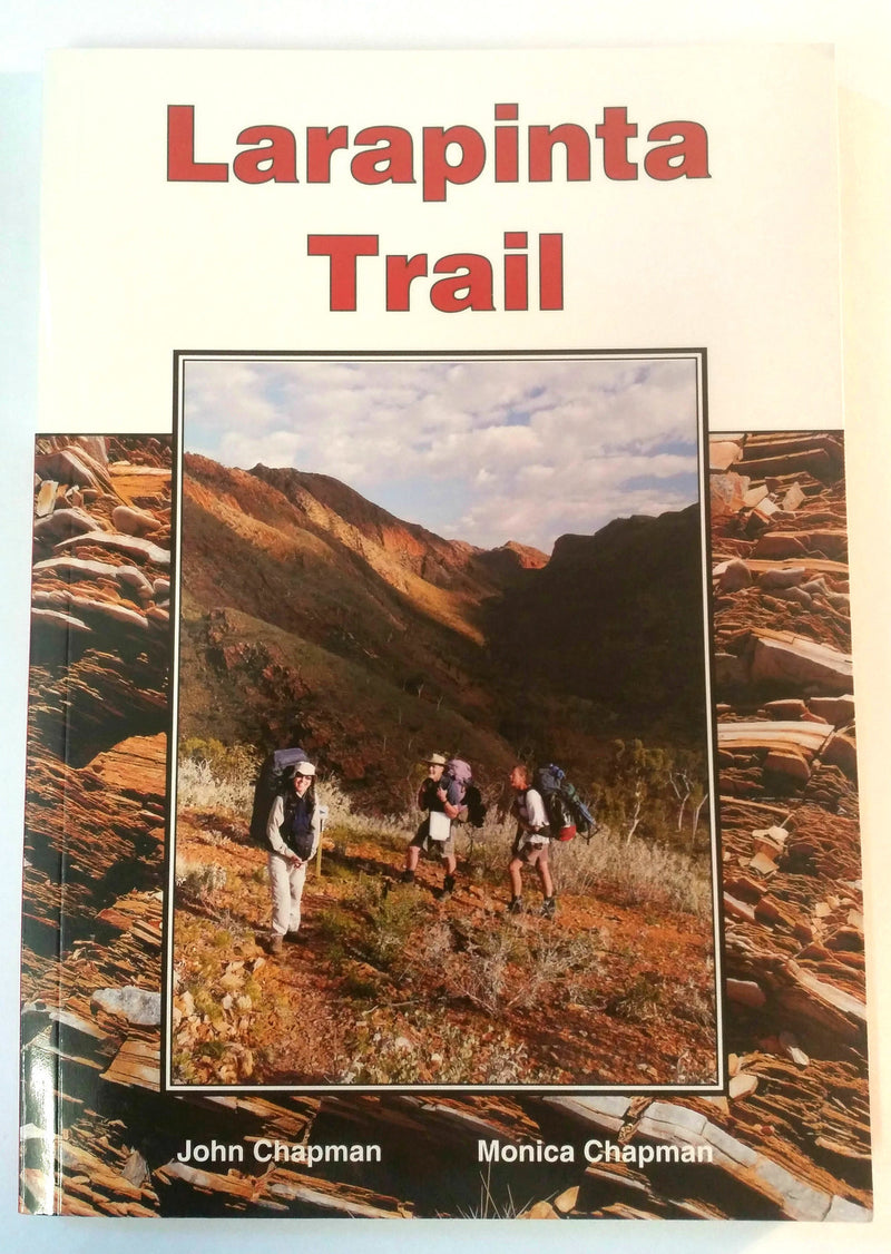 Open Spaces Photography Larapinta Trail Guidebook