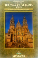 Way Of St James SPAIN Hiking Guide Book