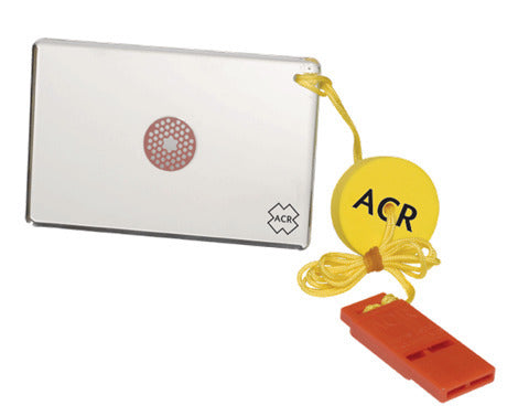 ACR Signal Mirror with Whistle