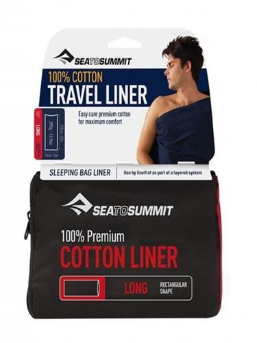 Sea to Summit Cotton Liner - Long