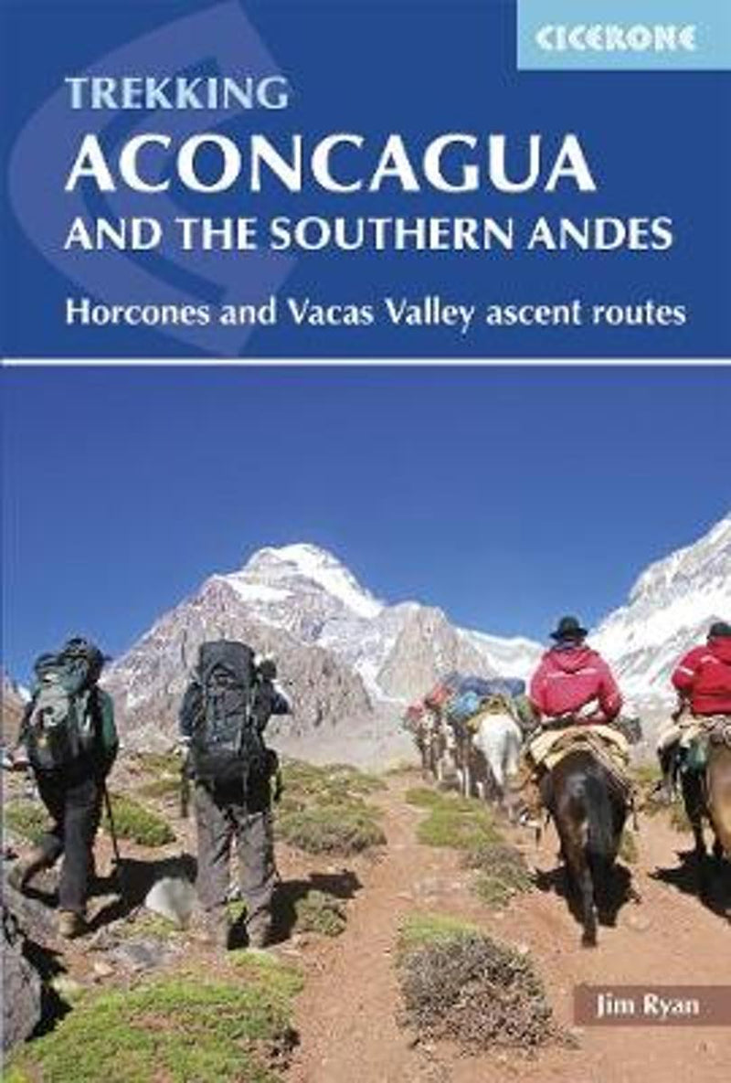 Aconcagua and The Southern Andres Book