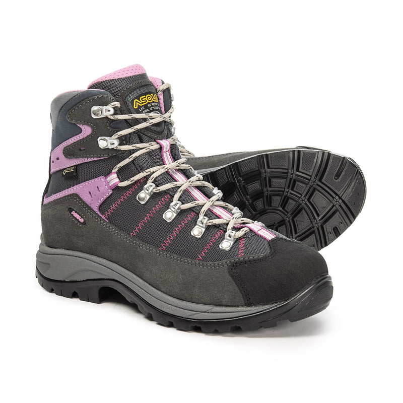 Asolo Revert GV Womens Hiking Boot - Donkey/Grey