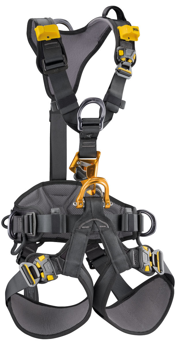 Petzl Astro Bod Fast Rope Access Harness