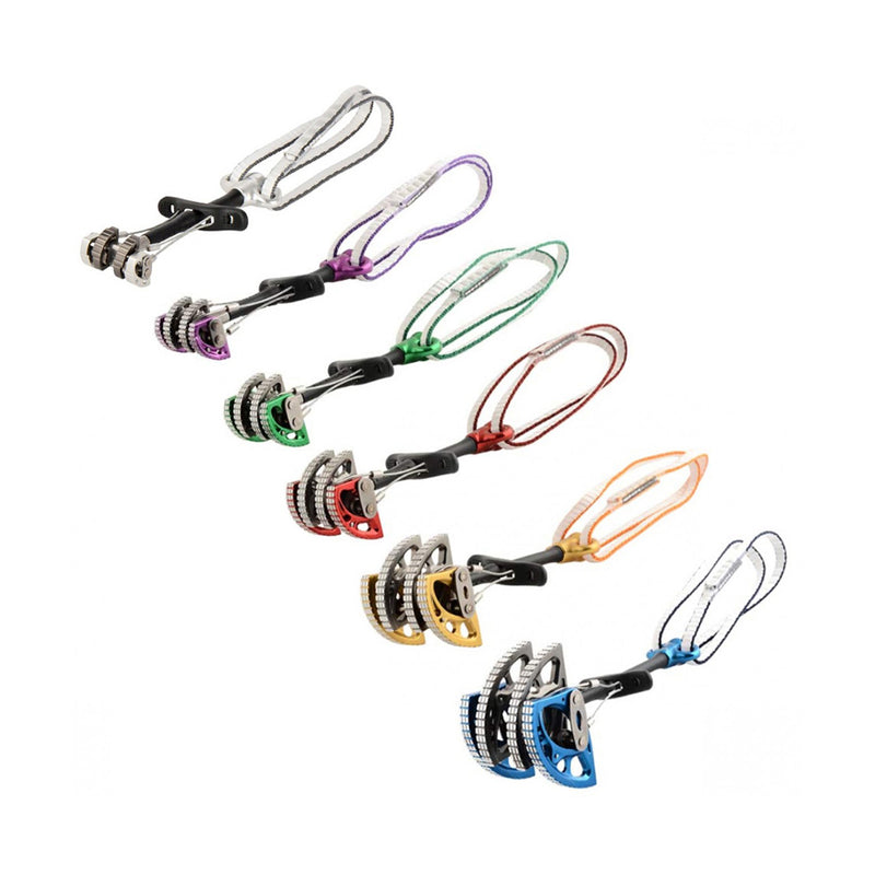 DMM Dragon Set Climbing Cam - 0 1 2 3 4 5