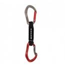 DMM Alpha Sport Climbing Quickdraw 25cm - Silver/Lime