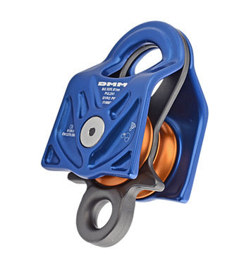 DMM DMM Gyro Twin Climbing Arbor Pulley