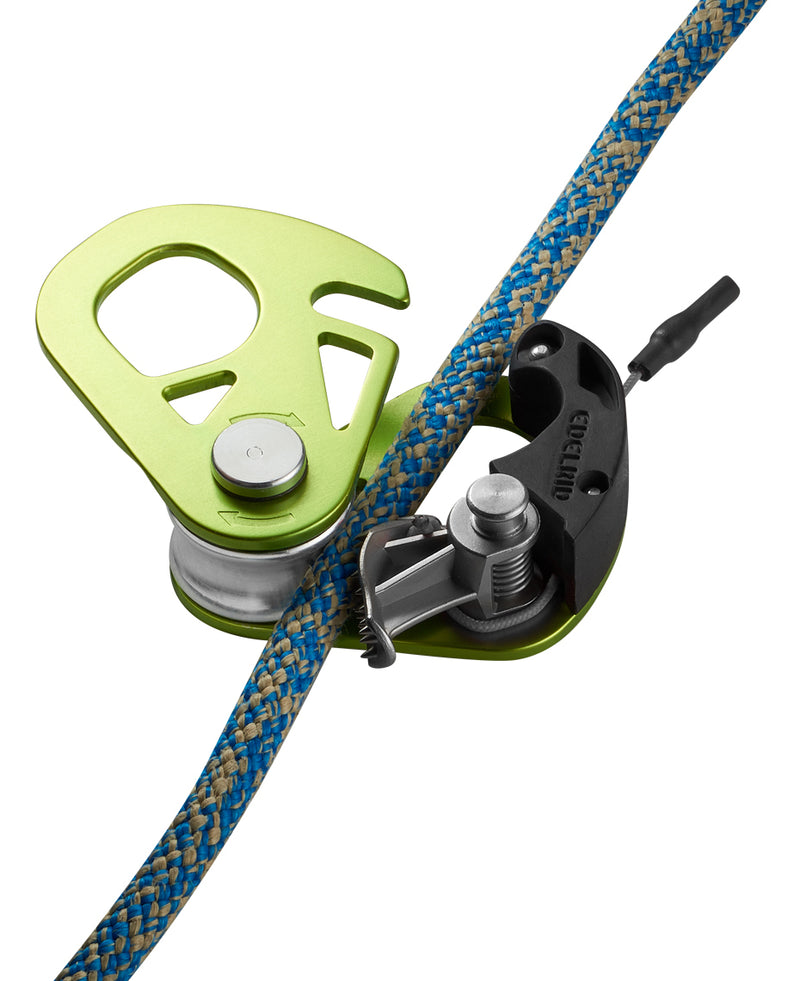 Edelrid Spoc Industrial Rescue Pulley