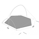 Exped Mira II HL 2 Person Tent Footprint