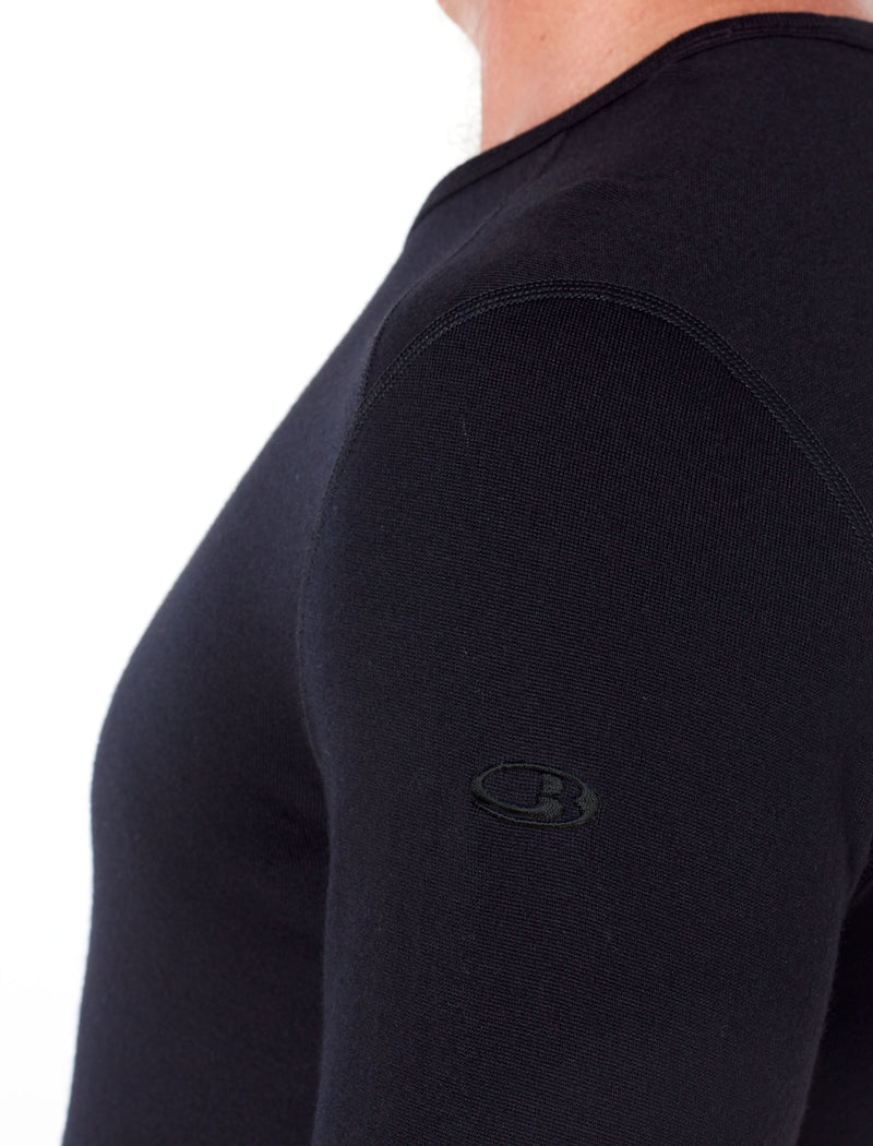 Icebreaker 260 Tech Long Sleeve Crewe Mens Thermal Top