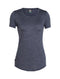 Icebreaker Sphere Short Sleeve Low Crewe Womens T-Shirt - Midnight Navy Heather
