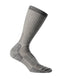 Icebreaker Mountaineer Mid Calf Mens Socks - Natural Monsoon Heather