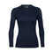 Icebreaker 200 Zone Seamless Long Sleeve Crewe Womens Thermal Top