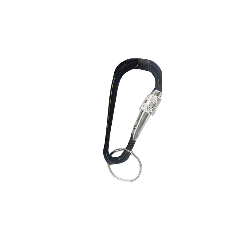 Fader Accessory Carabiner micro key ring Screw Gate -Type A