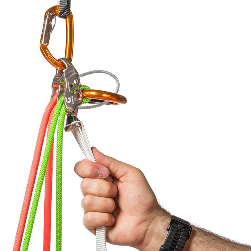 Grivel Master Pro Belayer Climbing Belay Device