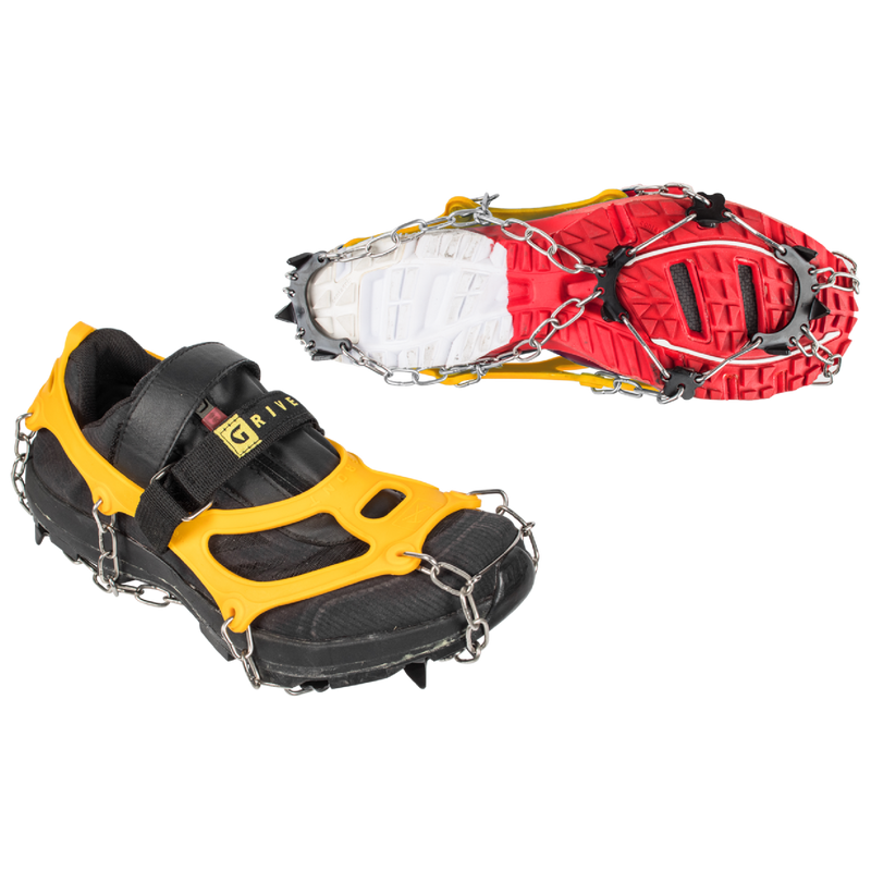 Grivel Ran Light with Bag Medium Mountaineering Boot Crampon