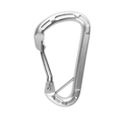 Grivel S2W Steel Two Wire Gate Climbing Carabiner