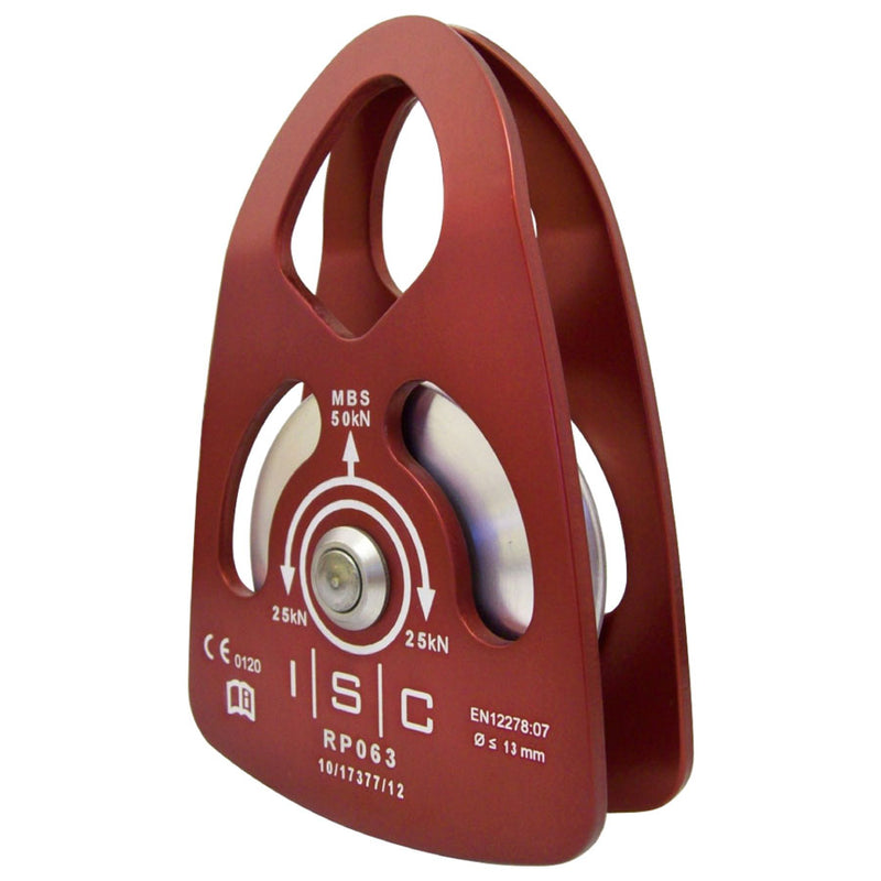 ISC Medium Single Prussik pulley Industrial & Rigging Pulley