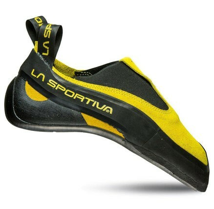 La Sportiva Cobra Mens Climbing Shoe - Yellow