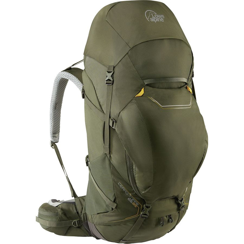 Lowe Alpine Cerro Torre 65-85 Litre Mens Hiking Pack