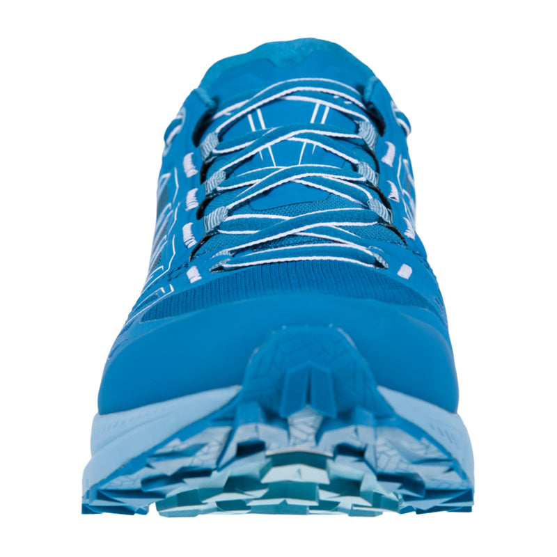 La Sportiva Jackal Womens Trail Running Shoe - Neptune/Pacific Blue