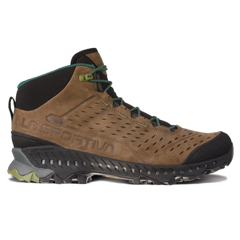 La Sportiva Pyramid GTX Mens Hiking Boot - Mocha/Forest
